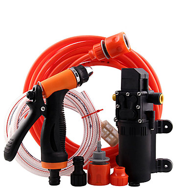 billige Rengjøringsverktøy-bilvask 12v pumpe høytrykksrenser pleie vaskemaskin vedlikeholdsverktøy