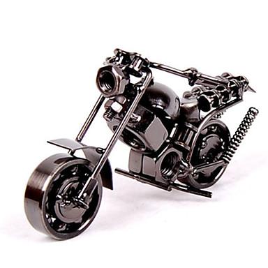 Action Figures & Stuffed Animals ยานพาหนะ Die-Cast รถมอเตอร์ไซด์ เรทโทร บทความเกี่ยวกับเครื่องตกแต่ง Moto เหล็ก เรทโทร / วินเทจ เด็กผู้ชาย เด็กผู้หญิง Toy ของขวัญ