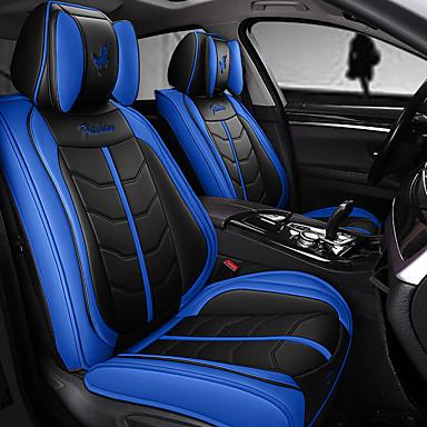 billige Interiørtilbehør til bilen-5stk / sett fem bilstolputer fire sesonger gm full pakke bilstol dekker ny type setepute kompatibel med kollisjonspute.