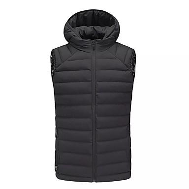 povoljno Zaštitna oprema-električna baterija usb grijano grijanje kaputić jakna podesiva temp zimi