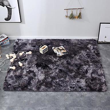 preiswerte Teppiche-Vorleger Klassisch / Traditionell Chemische Faser / Polyester, Rechteck Gehobene Qualität Teppich