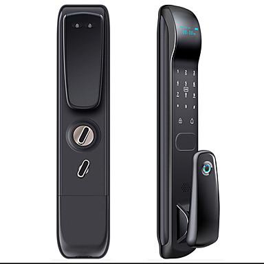 povoljno Zaštita i sigurnost-Factory OEM D-F5 legura cinka Zaključati / Zaključavanje zaporke za otiske prstiju / Inteligentno zaključavanje Smart Home Security Android sistem RFID / Otključavanje otiska prsta / Otključavanje