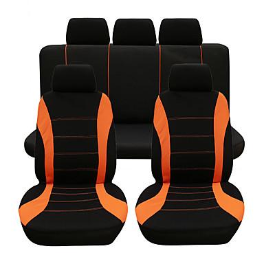 levne Doplňky do interiéru-9ks / sada autopotahu pohodlný prachotěsný chránič sedadla univerzální celoplášťový potah sedadel