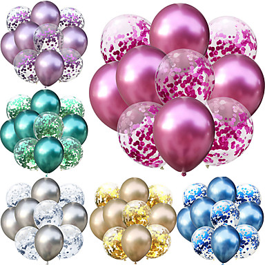 povoljno Artikli za zabave-Balon paket Emulzija 1set Vjenčanje
