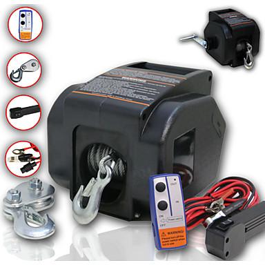preiswerte Abschleppsysteme-Elektrische Winde 3500lb 12v mit drahtlosem Motor
