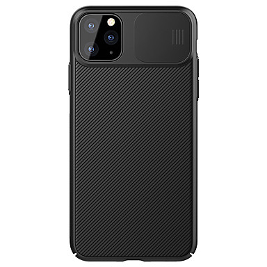 povoljno Apple oprema-Nillkin etui za jabuke iphone 11 / iphone 11 pro / iphone 11 pro max otporne na udarce linije straga / valovi pc za iphone 11 / iphone 11 pro / iphone 11 pro max