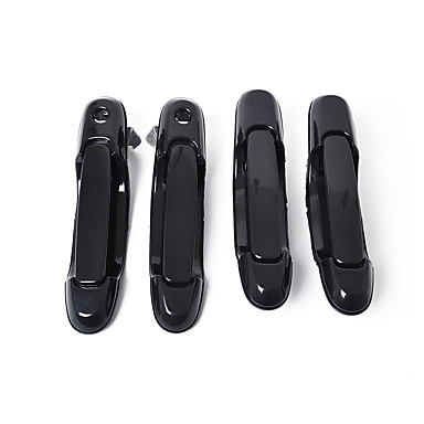 cheap Fuel Systems-1 Set Outside Door Handle Fit For 98-03 Toyota Sienna Front Rear Left Right (4PCS)