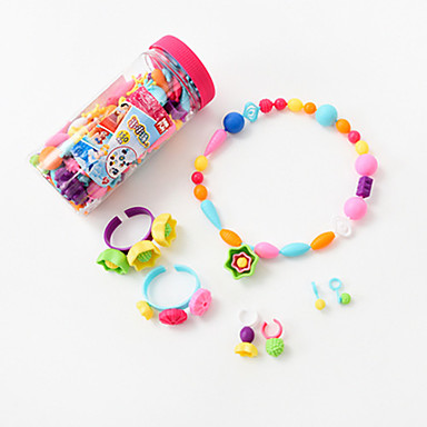 preiswerte Bügelperlen-Kinder Bildungs-und Lernspielzeug Handwerk Perlen Kind diy Teil Perlen Schmuck handgemachte Spielzeug
