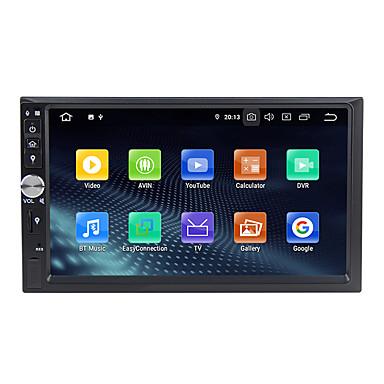 billige Bil Elektronikk-wn7092 7 tommers 2 din android 9.0 in-dash bil dvd-spiller / bil multimediaspiller / bil gps navigator / innebygd Bluetooth / rds / rca / gps støtte mpeg / avi / mpg for universal