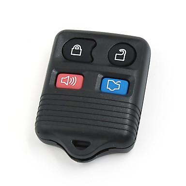 levne Auto Elektronika-4 tlačítka bezklíčové ovládání dálkového ovládání výměna klíčenky do auta za ford lincoln rtuť mazda cwtwb1u345