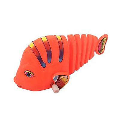 vatten fisk vind upp leksaker (färg slumpvis)