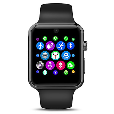 billige Smartklokker-lemfo lf07 smartklokke bt fitness tracker support varsling & hjertefrekvensmonitor kompatibel apple / samsung / android telefoner