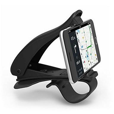 billige Automotiv-biltelefon holder gps navigasjonspanel telefonholder i bil for universal mobiltelefon klips montering stativ brakett