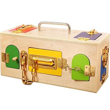 cheap Building Blocks-Building Blocks 1 pcs Box compatible Wooden Legoing Toy Gift