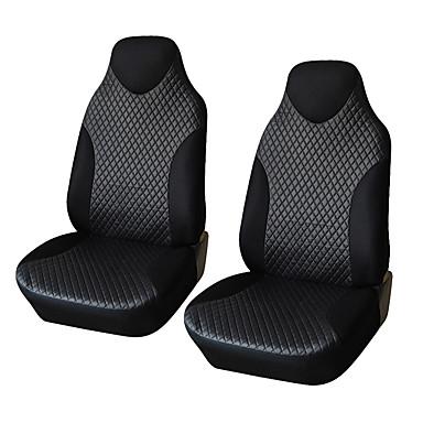 billige Interiørtilbehør til bilen-2stk sete deksler til bilsete til biltilbehør 3mm passer til fire sesonger