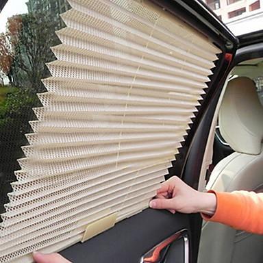 billige Interiørtilbehør til bilen-bilbil auto uttrekkbar sidevinduer gardin solskjerm blind solskjerm