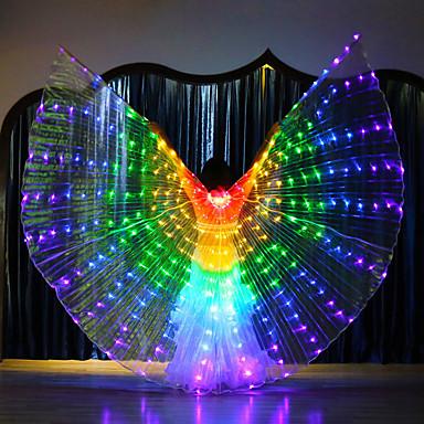 preiswerte Deko-Lichter-BRELONG® 1 set Engel Dekorations Beleuchtung / Disco Ball Lampe Wechsel AA-Batterien angetrieben Cool / Kreativ / Atmosphäre Lampe 4.5 V