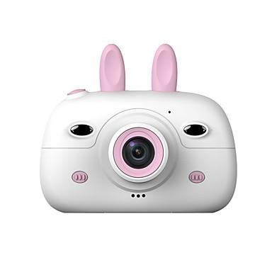 cheap Camera & Photo-HD Screen Chargable Digital Mini Camera Kids Cartoon Cute Camera Toys Outdoor Photography Props for Child Birthday Gift