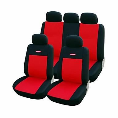 billige Interiørtilbehør til bilen-bilstol dekker 3mm polyester svamp kompositt bil styling for toyota bilstol