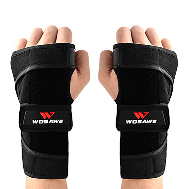 cheap Scooters, Skateboarding & Rollers-Hand & Wrist Brace for Ski / Snowboard / Ice Skate / Skateboarding Shockproof / Protection / Safety Gear 1 Pair Oxford Cloth / ABS Resin / Foam Cotton