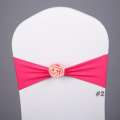 preiswerte Zeremonie Dekoration-Polyester Geschenktüte Dekoration für die Zeremonie - Hochzeit / Party / Abend Klassisch / Kreativ / Hochzeit