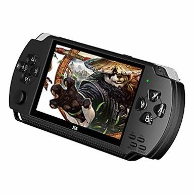 preiswerte Spielkonsolen-4,3 Zoll psp128 Bit 8 GB Arcade-Spielkonsole MP3-Player