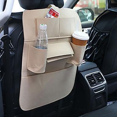 voordelige Auto-interieur accessoires-multifunctionele auto achterbank opbergtas rugzakken zakken beschermer organizer auto-accessoires