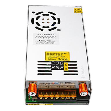 billige Strøminverterer-hjs bytter transformator justerbar vekselstrøm 110 / 220v til DC 0-24 / 36 / 48v 480w med dobbelt digital skjerm - c
