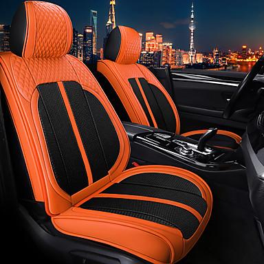 levne Doplňky do interiéru-5ks / sada pětimístná sedačka do autosedačky čtyři sezóny univerzální sportovní sedák do auta kompatibilní s airbagem