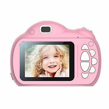 cheap Camera & Photo-Children Mini Camera Kids Educational Toys for Children Baby Gifts Birthday Gift Digital Camera 1080P Projection Video Camera