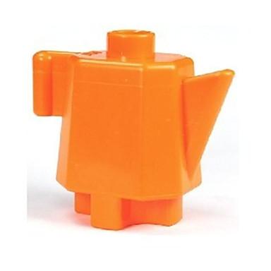 levne 3D puzzle-Puzzle 3D puzzle / Dřevěné puzzle Stavební bloky DIY hračky Čajová konvice Dřevo Stříbrná Modelování