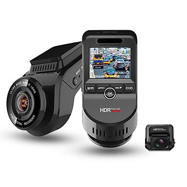 billige Bil Elektronikk-junsun s590-s 4k 2160p ultra hd bil dvrs opptaker dual lens dashcam innebygd gps tracker nattsyn kamera med 1080p 170 bak kamera