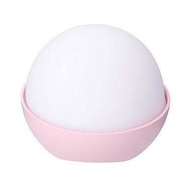 1pc LED Night Light / Nursery Night Light Varm hvit Usb Kreativ <=36 V