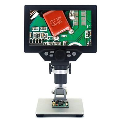 levne Mikroskopy a endoskopy-g1200 digitální mikroskop 1080x kontrola použití bezdrátového připojení