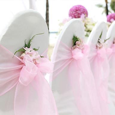 preiswerte Zeremonie Dekoration-Organza Netz Dekoration für die Zeremonie - Hochzeit / Party / Abend Klassisch / Kreativ / Hochzeit