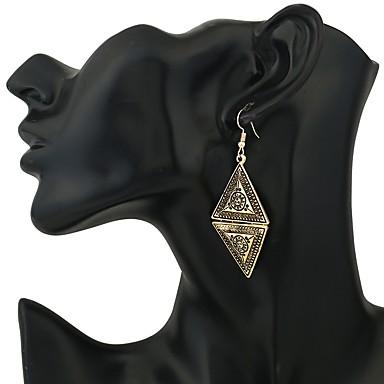 voordelige Dames Sieraden-Dames Druppel oorbellen Retro Totem Series Vintage oorbellen Sieraden Goud / Zilver Voor Dagelijks 1 paar