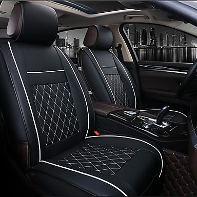 billige Interiørtilbehør til bilen-universal altbil skinnstøtteputebilsete dekker putetilbehør