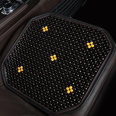 billige Interiørtilbehør til bilen-pustende bilstolpute med naturlige lønnetreperler