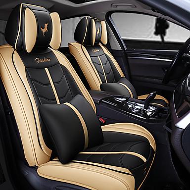 levne Doplňky do interiéru-5ks / sada pětimístný sedák do autosedačky čtyři sezóny univerzální sportovní sedák do autosedačky včetně 2 opěrek hlavy a 2 beder kompatibilních s airbagem.