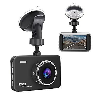 billige Bil-DVR-junsun q5 dash cam 3 lcd full hd 1080p 140 vidvinkel dashbord kamera bil dvr kjøretøy dash cam med videosensorloop opptak nattsyn g-sensor