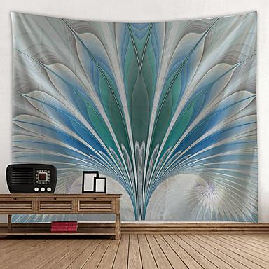 povoljno Ukrašavanje zidova-Cvjetni Tema / Klasični Tema Zid Decor 100% poliester Klasik / Češka Wall Art, Zidne tapiserije Ukras