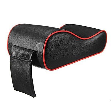 cheap DIY Car Interiors-Automotive Front Armrest Protective Cover DIY Car Interiors For Volvo / Toyota / Benz Universal Universal