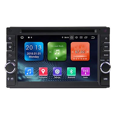 billige Bil Elektronikk-winmark wn6546 6,2 tommers 2 din android 9,0 in-dash 2 gb ram quad core bil dvd spiller bil multimedia spiller / bil gps navigator gps / innebygd bluetooth / rds / ex-3g ex-tv dab obd dvr for