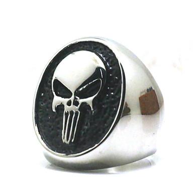 levne Pánské šperky-Pánské Prsten 1ks Bílá Slitina nepravidelný Vintage Moderní Geleneksel Denní Šperky Retro styl Třešňová