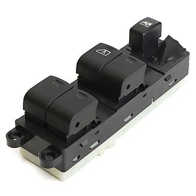 preiswerte Schalterelektronik fürs Auto-schwarzer elektrischer Fensterheber-Hauptschalter für Nissan Navara 2007