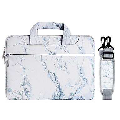 cheap Laptop Bags & Backpacks-11.6 Inch Laptop / 12 Inch Laptop / 13.3 Inch Laptop Sleeve / Shoulder Messenger Bag / Briefcase Handbags Canvas Unisex Water Proof Shock Proof