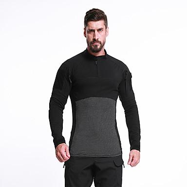 povoljno Motori i quadovi-osnovni slojevi odjeće za motocikle muški pamuk / poliester / pamuk svih sezona otporan na habanje / anti-uv