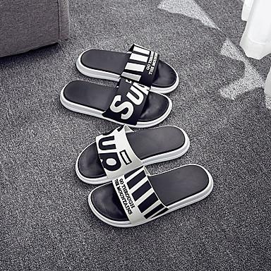 férfi papucs / fiú papucs csúszó papucs / ház papucs alkalmi gumi cipő