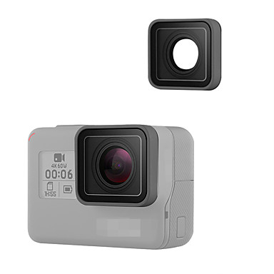 cheap Sports Action Cameras & Accessories  For Gopro-Camera Lens Easy to Carry Easy to Install For Action Camera Gopro 7 Gopro 6 Gopro 5 Multisport Camping / Hiking / Caving Traveling Silicone