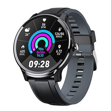 levne Pánské-Dámské Digitální hodinky Na běžné nošení Módní Červená Orange Zelená Silikon Digitální Fialová Oranžová Rubínově červená Voděodolné Bluetooth Smart 30 m 1 sada Digitální